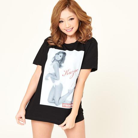 BIKINI NIGHT WINTER2019 KAZUE Tシャツ