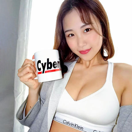 CYBERJAPAN ロゴ マグカップ