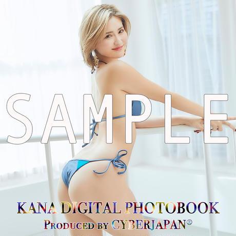 KANA DIGITAL PHOTO BOOK(デジタル写真集)Vol.2