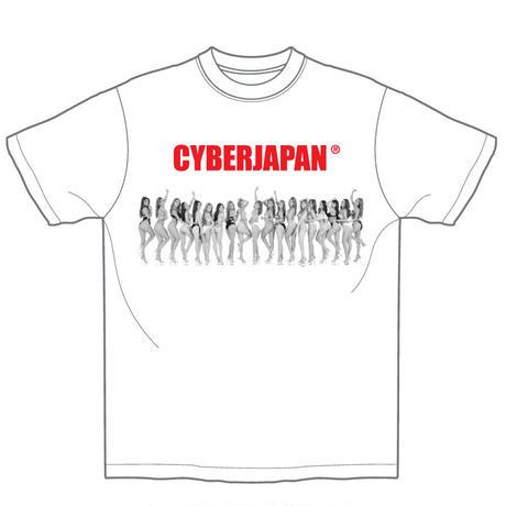 CYBERJAPAN DANCERS 集合Tシャツ