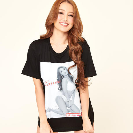 BIKINI NIGHT WINTER2019 KANAE Tシャツ