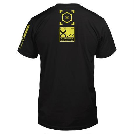 Cyberpunk 2077 ロゴTシャツ(BK)