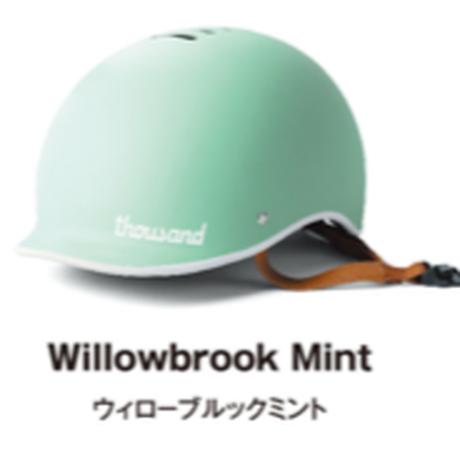Thousand Helmet(サウザンドヘルメット)Willowbrook Mint