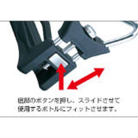 TOPEAK Modula™ Cage Ⅱ シルバー 72g