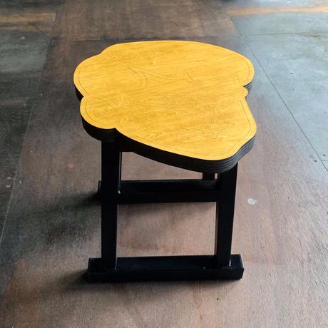 Cyder Boy Chair Black x Wood