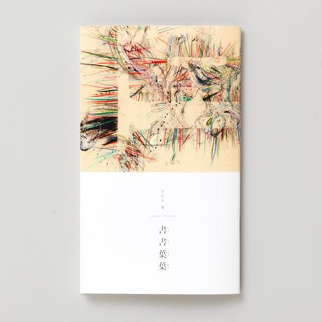 佐佐木實「書書葉葉」カタログ
