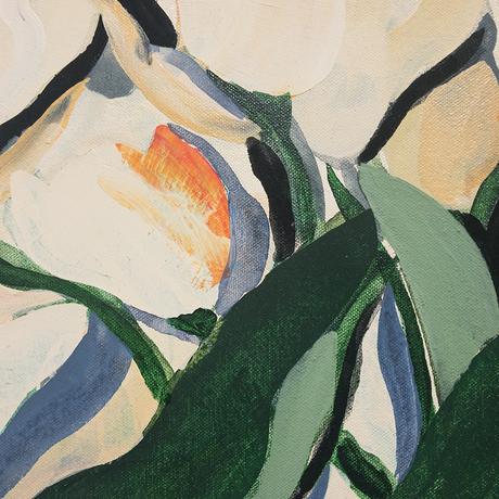 White tulipes/福田美里