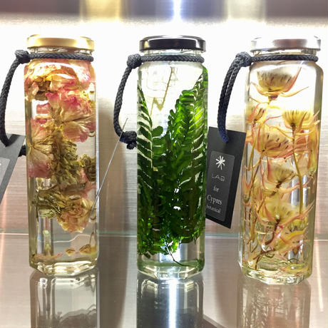Lab bottle plants LIMITED 200ml (ranunculus)