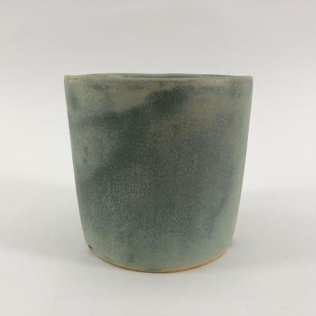 青銅色植木鉢(M) TYPE-B