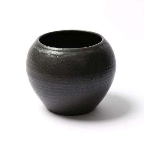 Basic bowl Pot(Matte Black)