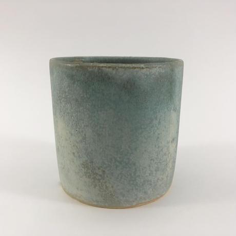 青銅色植木鉢(M)