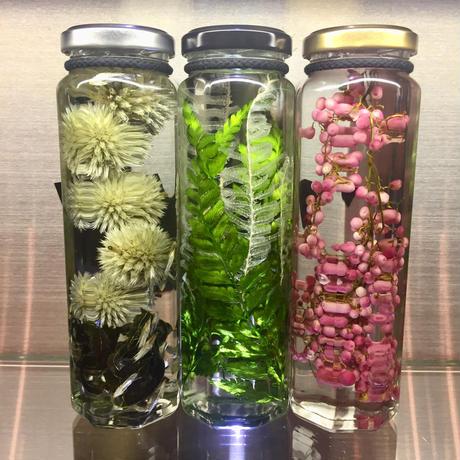Lab bottle plants LIMITED 200ml ( 3pcs set ver.1)