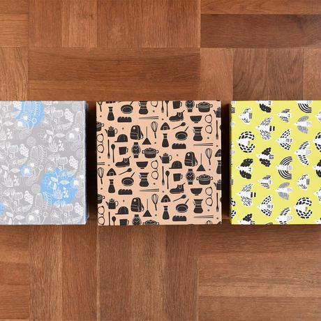 イロイロコハコ OK PAPERS PASTING BOX【Flower】