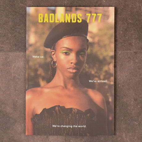 【USED】Badlands 777 Issue3