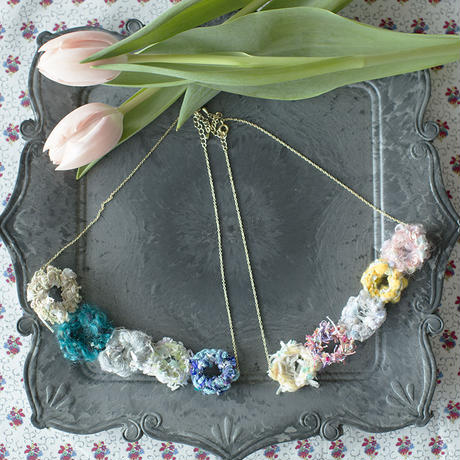 floral garland / ネックレス