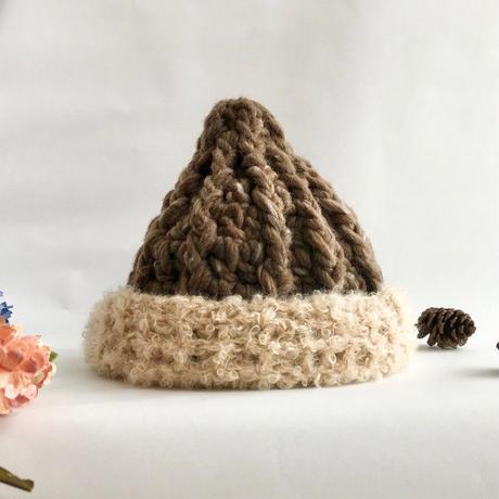 (KIT) 大人のためのどんぐり帽子:BK-03