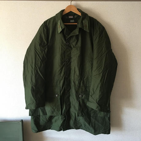 Sweden ARMY M-59 OVER COAT with LINNER