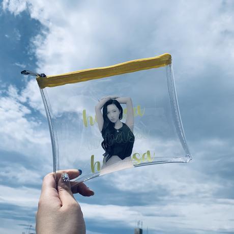3rd Anniversary  クリアポーチ 【HwaSa】