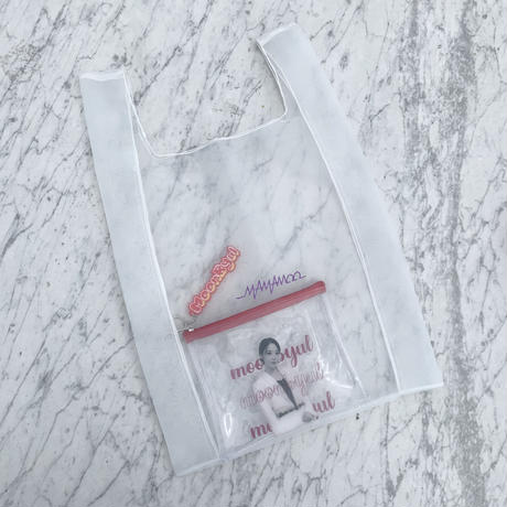 3rd Anniversary  オリジナル バッグ【WHITE】