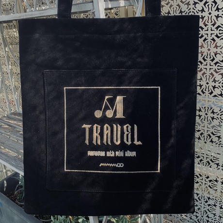 TRAVEL -Japan Edition- Special トートバック(Black)