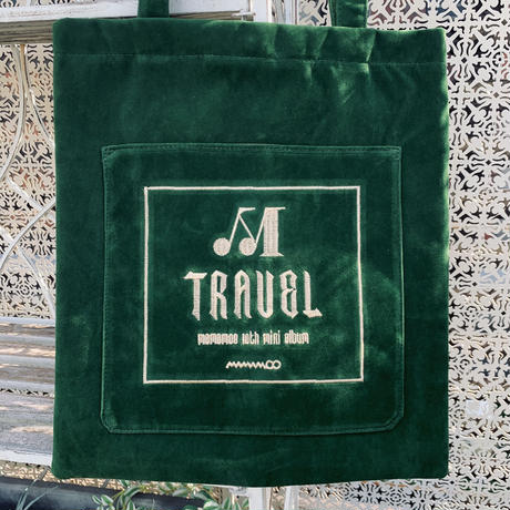 TRAVEL -Japan Edition- Special トートバッグ(Dark Green)
