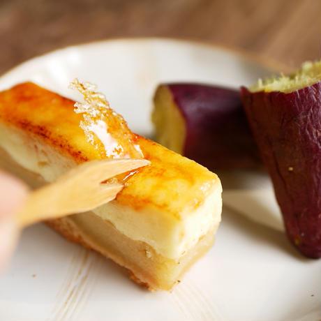 芋ようかんブリュレ〜チーズケーキ仕立て〜 (ホール)