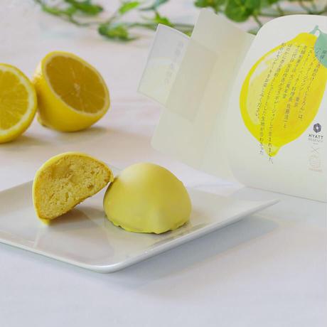 檸檬と酒粕のけーくしとろん 6個セット