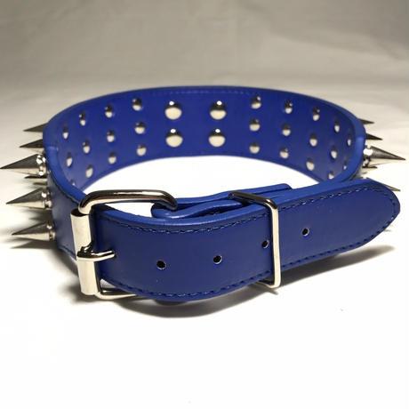 3ライン スパイクカラー ブルー