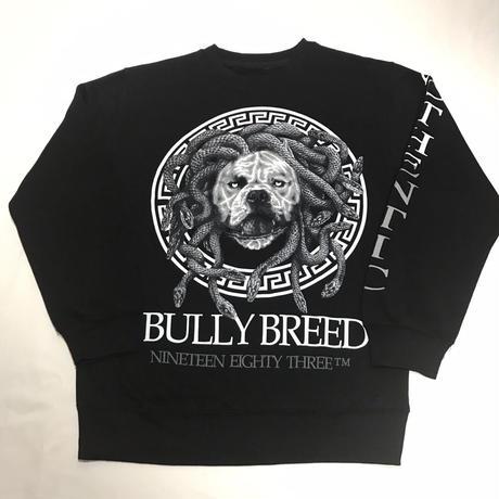 BULLY BREED CLOTHING MEDUSA SWEAT