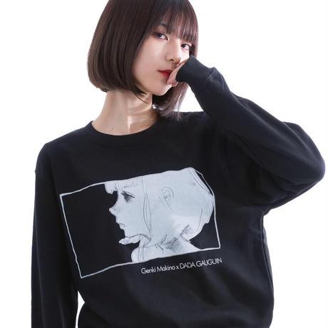 Genki Makino x DADA GAUGUIN コラボスウェット