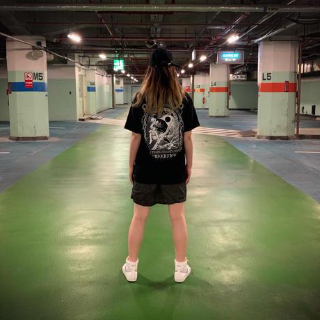 【DAGANGUDO originals】OBAKEINU S/S TEE