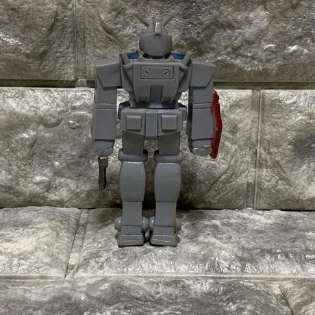 クローバー 機動戦士ガンダム ガンダム ミドルサイズ ソフビ 灰色成型