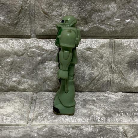 クローバー 機動戦士ガンダム ザクⅡ ミドルサイズ ソフビ