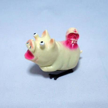昭和玩具:SHUDDER PIG
