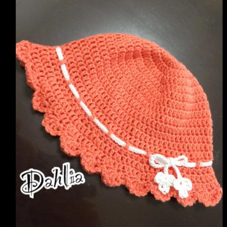 大ヒラツバ付き帽子Mサイズ