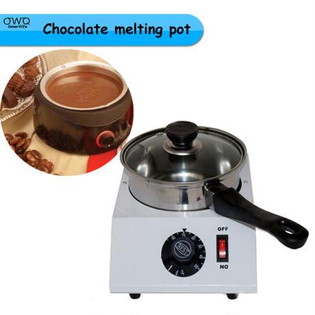 チョコレートテンパリングマシーン 自動温度調整ヒーターフォンデュ バレンタイン お菓子作り キッチン クッキング 調理 スイーツ