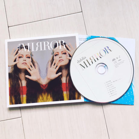 "CD ""MIRROR"" 『ミラー』通常盤CD"