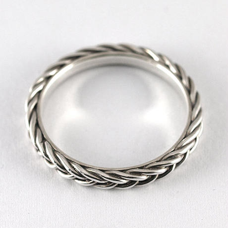 5st BRAID RING 0.7