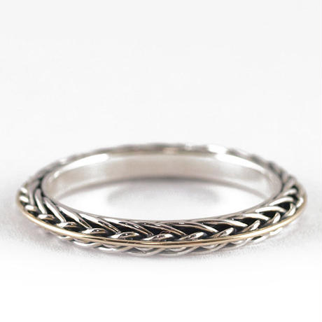 8st BRAID LINE RING 0.5