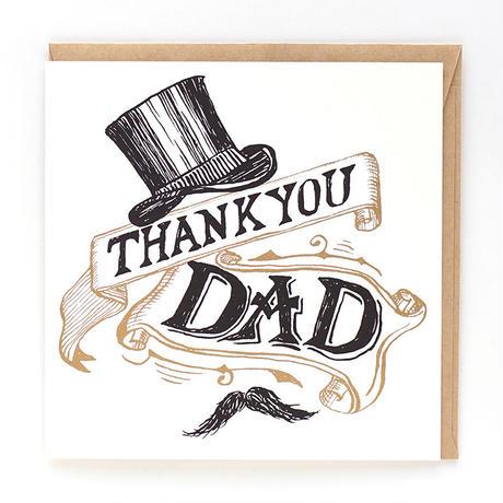 ギフトカード_THANK YOU DAD10