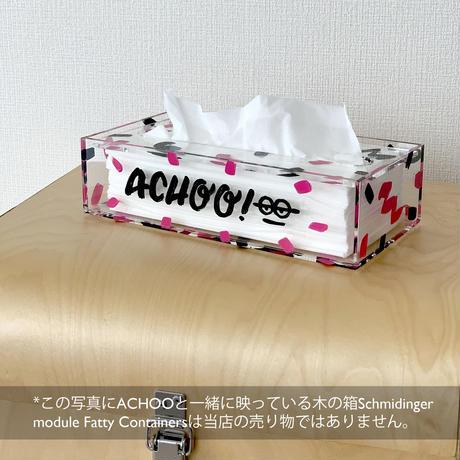 ACHOO_pink Tissue Case