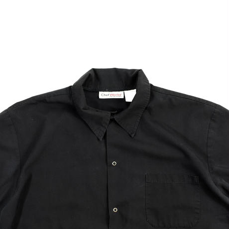 """USED """"CHEF WORKS OWN THE KITCHEN"""" S/S SHIRT"""