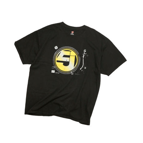 """JURASSIC FIVE """"WORD OF MOUTH REUNION TOUR"""" T-shirt"""