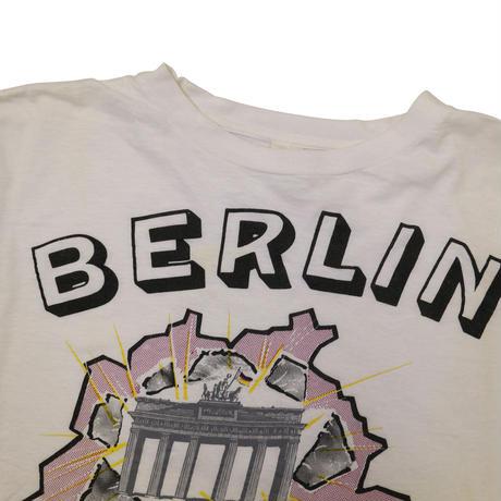 80'S VINTAGE BERLIN Tshirts