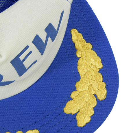 """USED """"CREW"""" MESH CAP"""