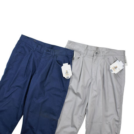 """DEADSTOCK 80'S """"LEE CASUALS"""" RELAXED FIT COTTON PANTS"""