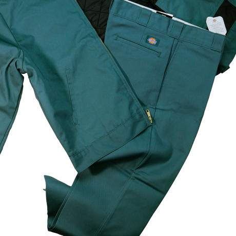 DICKIES 874 FLAT FRONT PANT  / LINCOLN GREEN