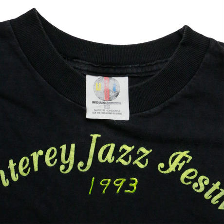 "USED ""1993 MONTEREY JAZZ FESTIVAL"" T-shirt"