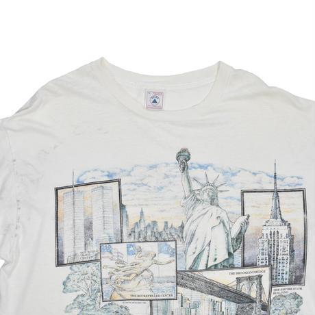 "USED ""NEW YORK"" SOUVENIR T-shirt"