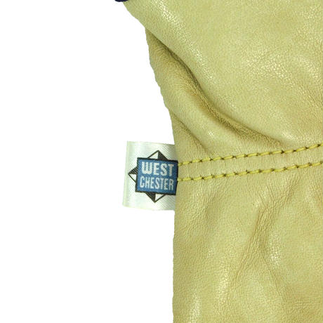 """VINTAGE """"WEST CHESTER"""" LEATHER MITTEN"""